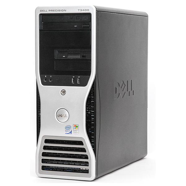 Компьютер Dell Precision T3400 Tower б\у - купить в Украине, Киеве - цена на б\у Компьютер Dell Precision T3400 Tower в магазине Короб