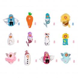 Игровой набор с куклой BABY BORN - ОЧАРОВАТЕЛЬНЫЙ СЮРПРИЗ W2 (в ассорт, в диспл.), 904091