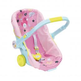 Кресло-каталка для куклы BABY BORN - УДОБНОЕ ПУТЕШЕСТВИЕ, 824412