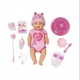 Кукла BABY BORN серии Нежные объятия - ОЧАРОВАТЕЛЬНАЯ МАЛЫШКА (43 см, с аксессуарами), 824368