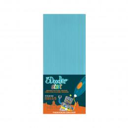 Набор стержней для 3D-ручки 3Doodler Start (голубой, 24 шт), 3DS-ECO05-BLUE-24