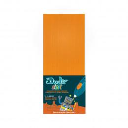 Набор стержней для 3D-ручки 3Doodler Start (оранжевый, 24 шт), 3DS-ECO06-ORANGE-24