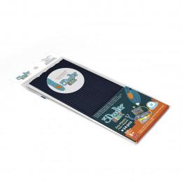 Набор стержней для 3D-ручки 3Doodler Start (черный, 24 шт), 3DS-ECO10-BLACK-24