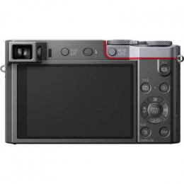 Цифровой фотоаппарат PANASONIC Lumix DMC-TZ100EE Silver (DMC-TZ100EES) фото 1