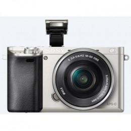 Цифровой фотоаппарат SONY Alpha 6000 kit 16-50mm Silver (ILCE6000LS.CEC) фото 1