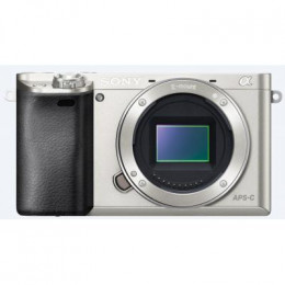 Цифровой фотоаппарат SONY Alpha 6000 kit 16-50mm Silver (ILCE6000LS.CEC) фото 2