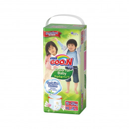 Трусики-подгузники CHEERFUL BABY для детей 15-25 кг (размер XXL, унисекс, 34 шт), 853883