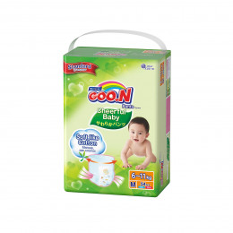 Трусики-подгузники CHEERFUL BABY для детей 6-11 кг (размер M, унисекс, 54 шт), 843075