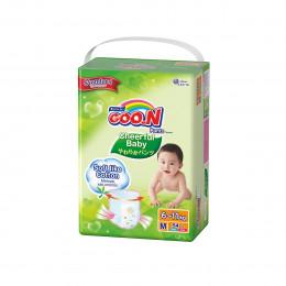 Трусики-подгузники CHEERFUL BABY для детей 6-11 кг (размер M, унисекс, 54 шт), 853880