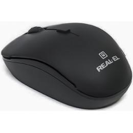 Мышка REAL-EL RM-301 black