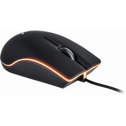 Мышка Vinga MS-500 black