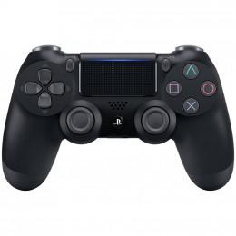 Геймпад SONY PS4 Dualshock 4 V2 Black фото 1