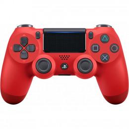 Геймпад SONY PS4 Dualshock 4 V2 Red фото 1