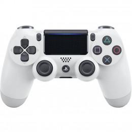 Геймпад SONY PS4 Dualshock 4 V2 White фото 1