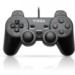 Геймпад Vinga VG1 Black фото 1