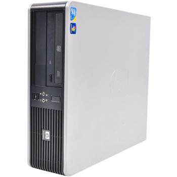 Компьютер HP Compaq DC 7900 SFF (E5200/4/160)