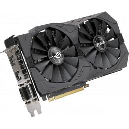 Видеокарта ASUS Radeon RX 570 ROG Strix 4Gb (STRIX-RX570-O4G-GAMING)