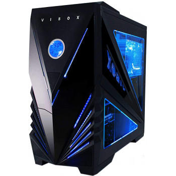 Компьютер Korob Gaming PC 105 (i5-6500/8/120SSD/2Tb/RX470-4Gb)