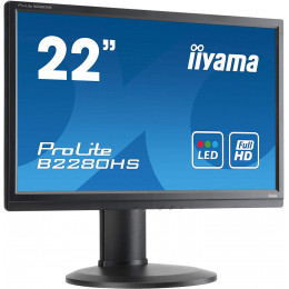 Монитор 21,5 IIYAMA ProLite B2280HS-B1 - Class A