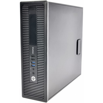 Компьютер HP EliteDesk 800 G1 SFF (i5-4670/8/500)