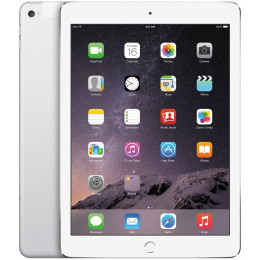Планшет Apple A1567 iPad Air 2 Cell Silver (NGH72B/A) (A8X-M8/2/16SSD) - Class A