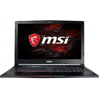 Ноутбук MSI Raider GE63 7RD-021XES 9S7-16P312-021 (i7-7700HQ/16/256SSD/1Tb/GTX1050Ti-4Gb) - Class A