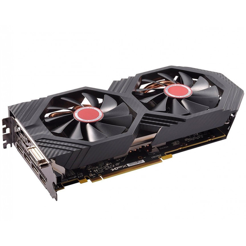 Видеокарта XFX Radeon RX 580 4Gb OC+ 256bit GDDR5 (RX-580P427D6)