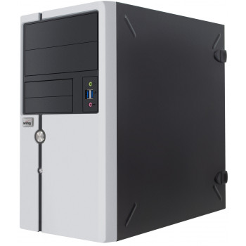 Компьютер Korob Intel Tower 108 (i5-4570/4/120SSD/500)