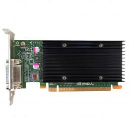 Видеокарта Nvidia GeForce Quadro NVS 300 512Mb 64bit GDDR3 pci-e 16x (Low profile)