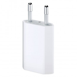 Сетевое зарядное устройство Apple iPhone 5W USB Power Adapter (MD813ZM/A) фото 1