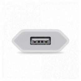 Сетевое зарядное устройство Apple iPhone 5W USB Power Adapter (MD813ZM/A) фото 2