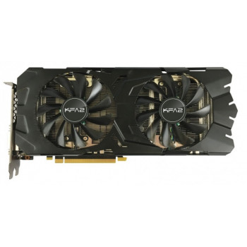 Видеокарта KFA2 GeForce GTX1080 8Gb EXOC (GTX 1080 EX OC)