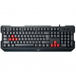 Клавиатура Genius Scorpion K210 Black UKR USB (31310005406)