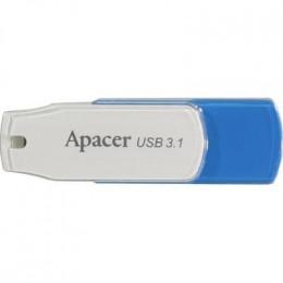 USB флеш накопитель Apacer 16GB AH357 Blue USB 3.1 (AP16GAH357U-1)