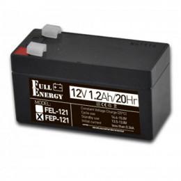 Батарея к ИБП Full Energy 12В 1,2Ач (FEP-121) фото 1