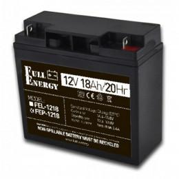 Батарея к ИБП Full Energy 12В 18Ач (FEP-1218) фото 1