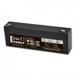 Батарея к ИБП Full Energy 12В 2,2Ач (FEP-122) фото 1