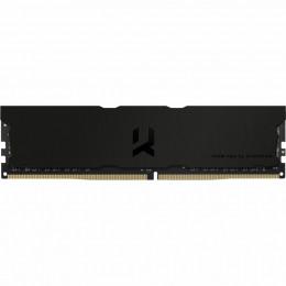 Модуль памяти для компьютера DDR4 16GB 3600 MHz Iridium Pro Deep Black Goodram (IRP-K3600D4V64L18/16 фото 1