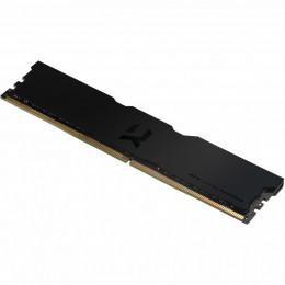 Модуль памяти для компьютера DDR4 16GB 3600 MHz Iridium Pro Deep Black Goodram (IRP-K3600D4V64L18/16 фото 2