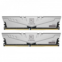 Модуль памяти для компьютера DDR4 32GB (2x16GB) 3200 MHz T-Create Classic 10L Gray Team (TTCCD432G32 фото 1