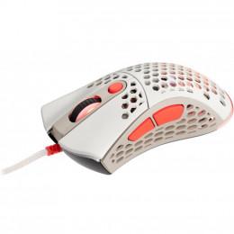 Мышка 2E HyperSpeed Pro RGB Retro White (2E-MGHSPR-WT) фото 1