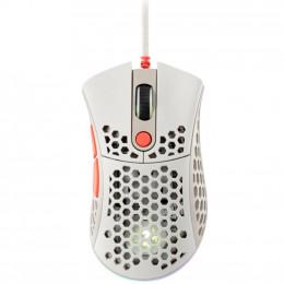 Мышка 2E HyperSpeed Pro RGB Retro White (2E-MGHSPR-WT) фото 2