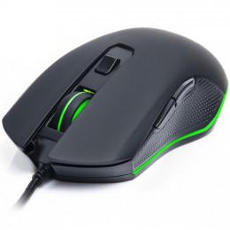 Мышка REAL-EL RM-550 Black фото 1