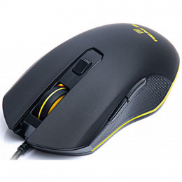 Мышка REAL-EL RM-550 Black фото 2