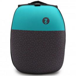 Рюкзак для ноутбука Zipit 14 SHELL BLACKTURQUOISE (ZSHL-BG) фото 1