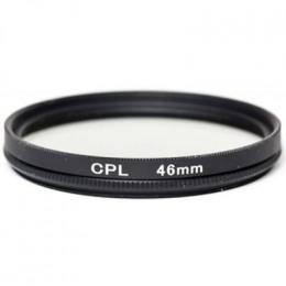 Светофильтр PowerPlant CPL 46 мм (CPLF46) фото 2
