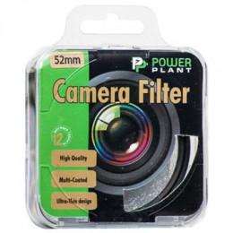 Светофильтр PowerPlant CPL 52 мм (CPLF52) фото 1
