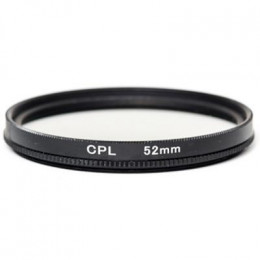 Светофильтр PowerPlant CPL 52 мм (CPLF52) фото 2