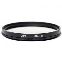 Светофильтр PowerPlant CPL 55 мм (CPLF55) фото 2