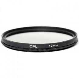 Светофильтр PowerPlant CPL 62 мм (CPLF62) фото 2
